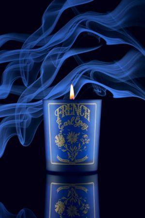 法式伯爵茶薰香蠟燭 (French Earl Grey Scented Candle),建議售價NTD 2,600