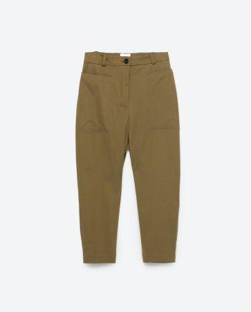 休閒版長褲 NT2790