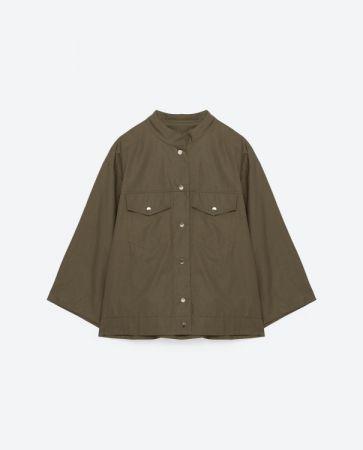 喇叭袖襯衫 NT1990
