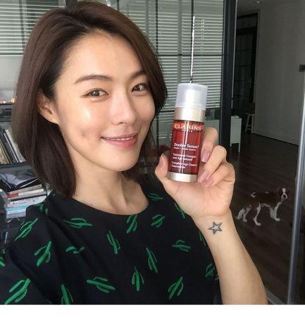 韓國女星嘉熙 圖片來源嘉熙個人instagram