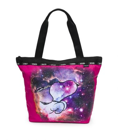 粉紅銀河托特包NT4,500