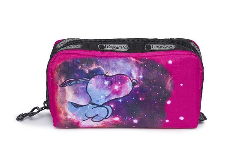 粉紅銀河長形化妝包 NT1,350