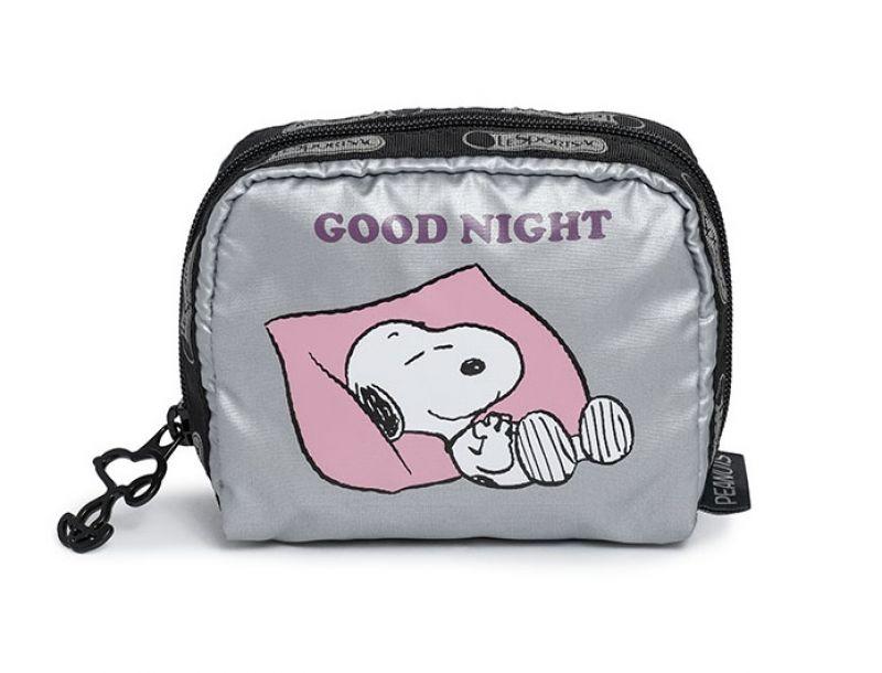晚安Snoopy化妝包NT1,200