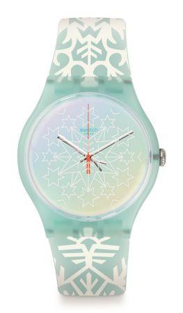 Swatch 2016聖誕節限量腕表 – 聖誕快樂 ( SUOZ222S ) NT$3150
