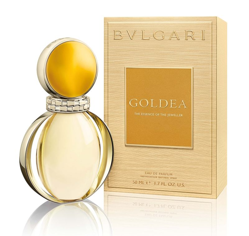 Bulgari 金漾女士香水25ml,NT1,950、50ml,NT3,950、90ml,NT5,450。
