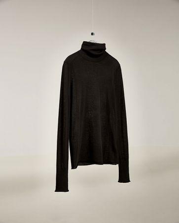 山羊絨高領針織衫NT3490