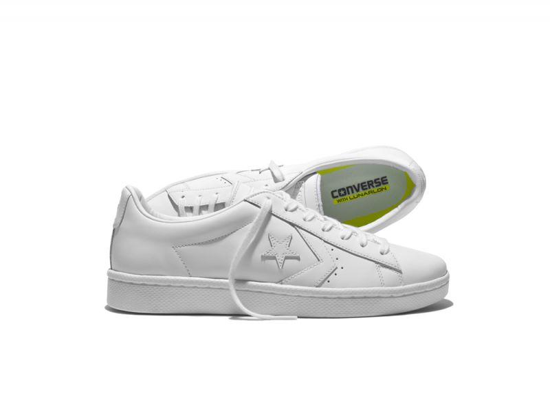 Converse-Pro Leather '76 全白低筒 NT$ 2,680
