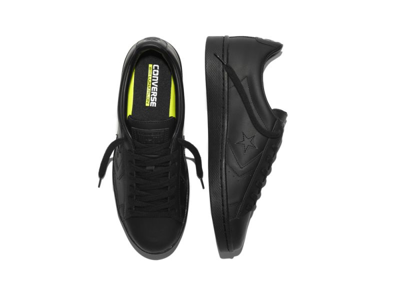 Converse Pro Leather '76 全黑低筒 NT$ 2,680