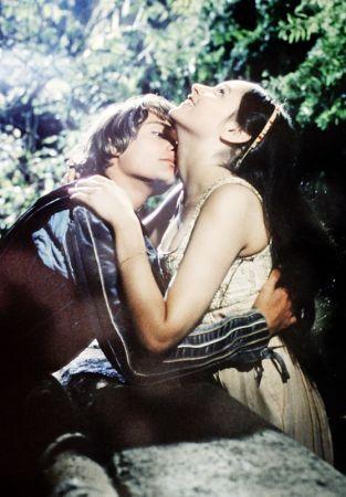 《殉情記》(Romeo and Juliet, 1968)李昂納懷汀、奧莉薇荷西