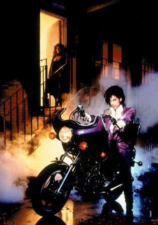 《紫雨》(Purple Rain, 1984)