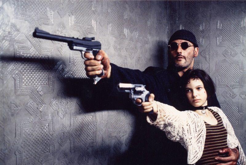 《終極追殺令》(Leon, 1994)