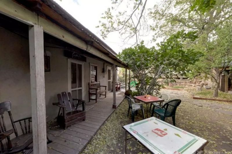 TOP5:Historic Adobe Home in NM Ghosttown鬼城旅店