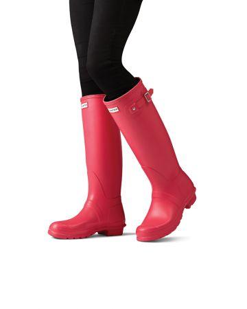 Original 威靈頓長靴豐富的色彩選擇,為雨天打造亮麗色彩 售價 NT 4,880
