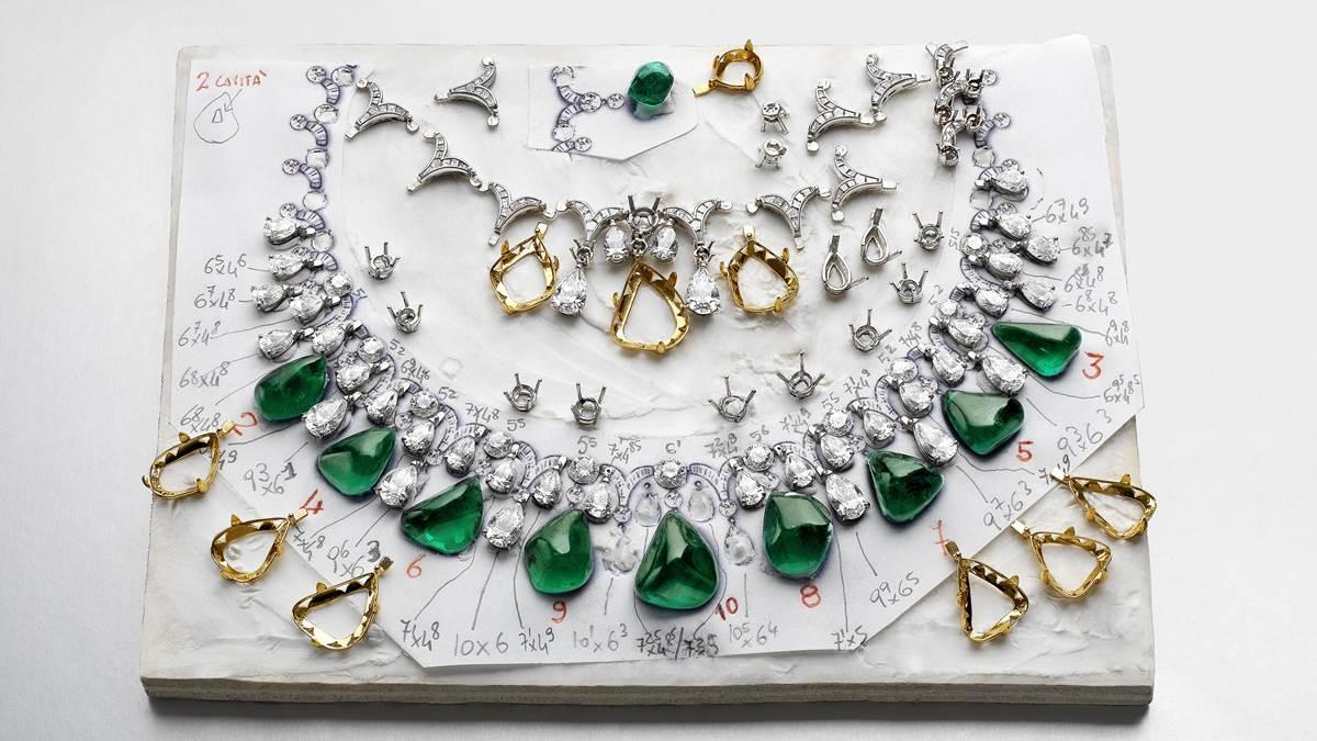 【珠寶小學堂】Bulgari、Cartier、Chaumet、Louis Vuitton的特殊寶石切工法