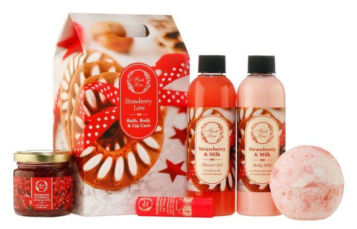 聖誕草莓甜心組,NT1299