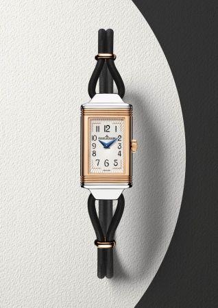 Jaeger-LeCoultre 積家的 Reverso 翻轉系列腕錶