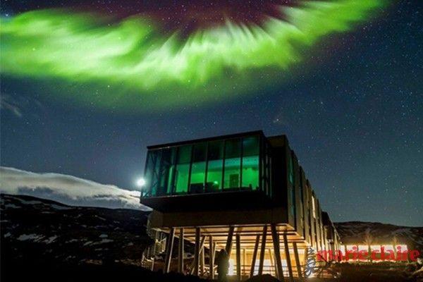 冰島—Northern Lights Bar