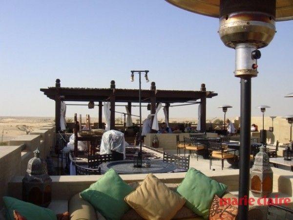 杜拜—Bab-al-sham沙漠皇宫酒吧