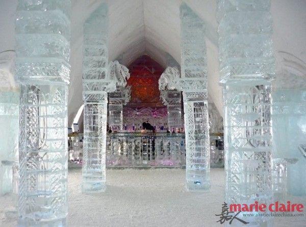 加拿大—The Ice Bar