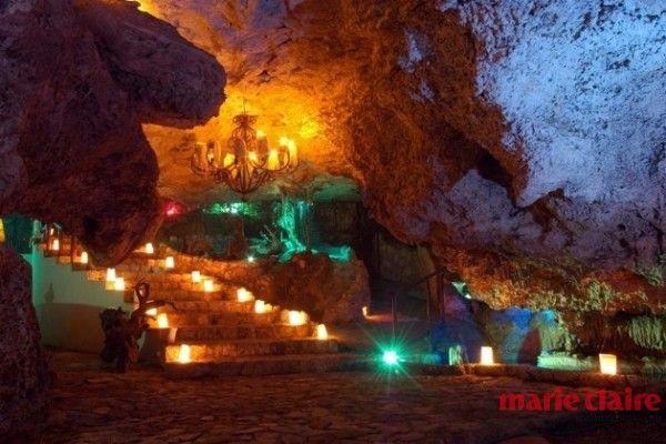 墨西哥—Alux Caverna Lounge