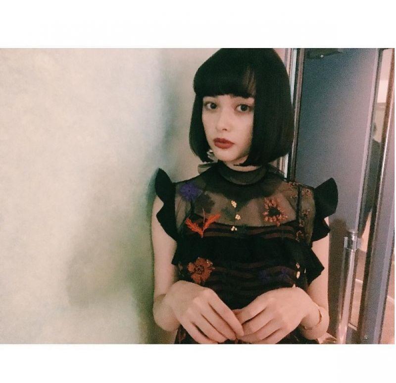 美日混血模特兒 玉城Tina