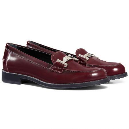TOD'S Double T學院風便鞋 NT$22,400