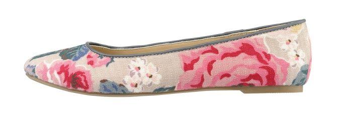 印花平底鞋 NT$1,980