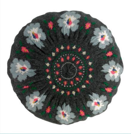 印花針織帽 NT$2,480