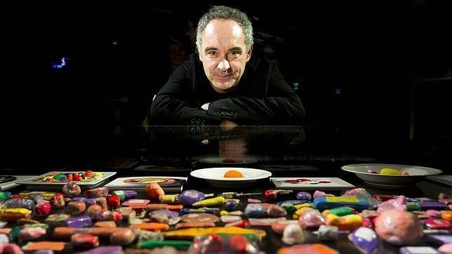 ▲分子料理大師 Ferran Adrià。