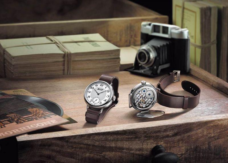 天梭1936經典復刻男款腕錶