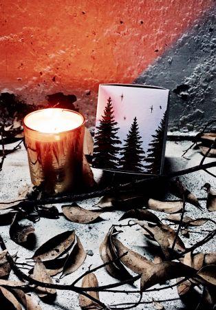 超級喜歡這款蠟燭冷冽的氣息,很有耶誕節的氛圍,連瓶身設計也充滿藝術感,在夜晚更默默散發溫暖的安全感,沈靜且寧靜,一個人也很美好。推薦者:Marie Claire美容健康總監 忻潔