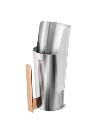 GEORG JENSEN URKIOLA系列 玫瑰色PVD與不銹鋼水壺 (1公升),NT$7,600