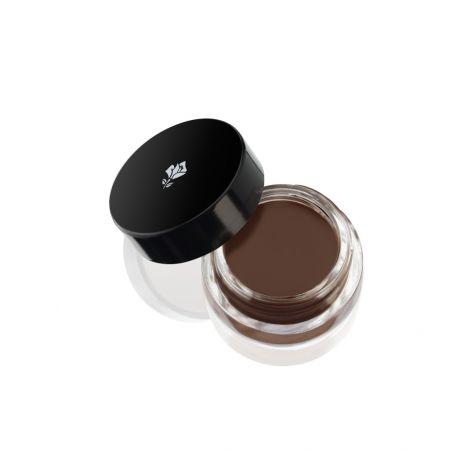 3D立體持色眉彩霜 NT$850特殊的霜狀質地刷開後立即轉化為粉末感,緊密與眉毛、肌膚的貼合,再加上20小時超持久配方,長時間也不暈染、不掉色,持續完美眉色。獨家設計的3D立體雙頭眉刷可輕鬆沾取眉彩霜,連眉毛稀疏的地方也可輕易填滿,簡單易上手的上妝方式,能勾勒出自然眉型、梳整毛流、突顯眉毛線條,打造完美立體、自然妝感的眉毛。