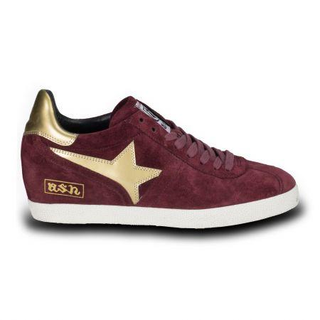 Guepard 斑馬紋星星麂皮休閒鞋 NT. 8,580