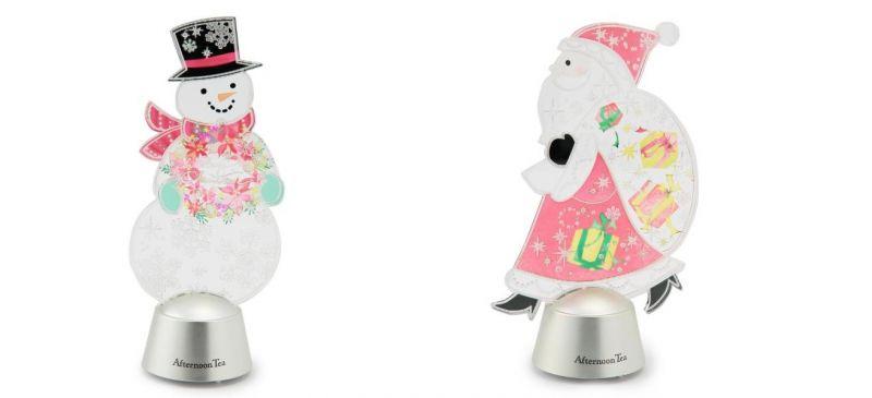 耶誕奇遇LED燈(閃爍雪人閃爍、聖誕老人),售價620元