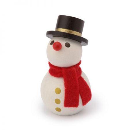 溫馨耶誕不倒翁擺飾(雪人),售價 260元