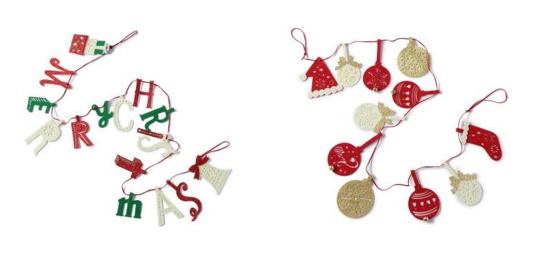 耶誕奇遇毛氈吊飾串(XMAS、圖騰),售價520元