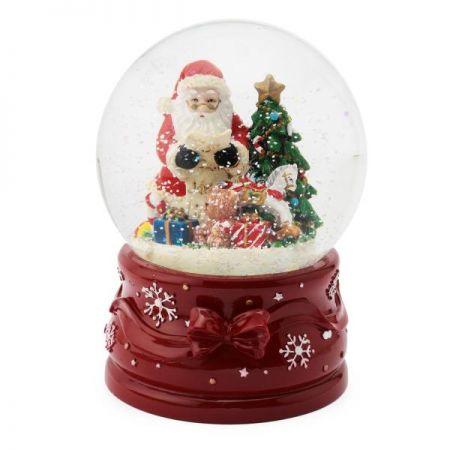 耶誕奇遇雪花球(10CM),售價1300元
