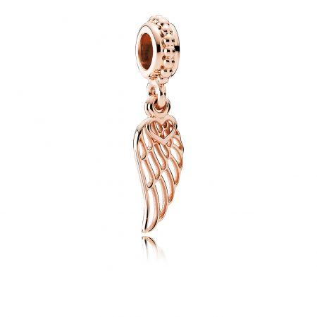 PANDORA Rose天使的翅膀鋯石吊飾 NT$2,680