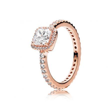 PANDORA Rose永恆優雅鋯石戒指 NT$4,080