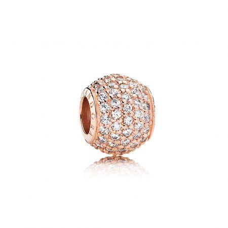 PANDORA Rose幸福圓滿鋯石串飾 NT$3,580