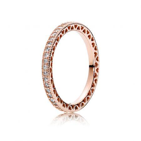 PANDORA Rose永恆鋯石戒指 NT$3,580