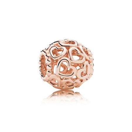 PANDORA Rose永恆之愛鋯石串飾 NT$1,580