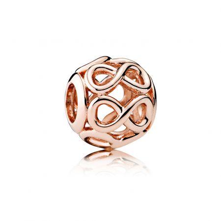 PANDORA Rose無限之愛鋯石串飾 NT$1,580
