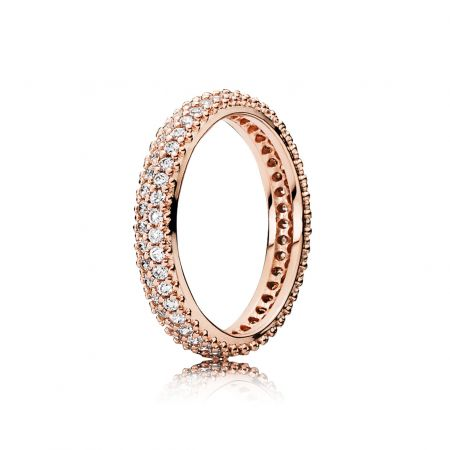 PANDORA Rose華麗時代鋯石戒指 NT$5,880