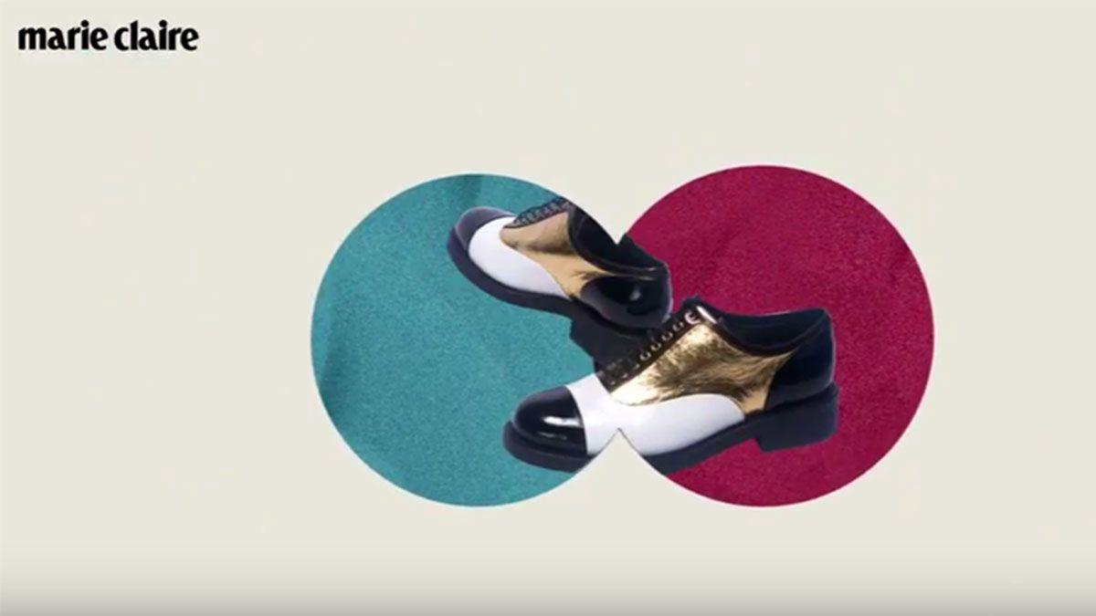 五個重點帶你認識CHANEL最新中性德比鞋!