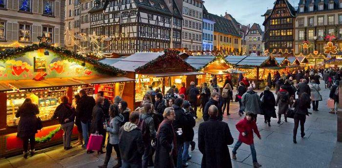 台北街頭即將出現重現法國阿爾薩斯小木屋聖誕市集