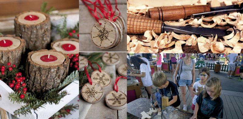 市集聖誕手工DIY