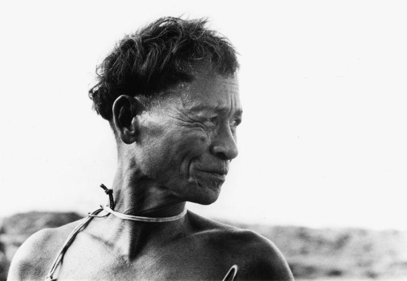 王信,《蘭嶼.再見》,1974-1975_北美館典藏
