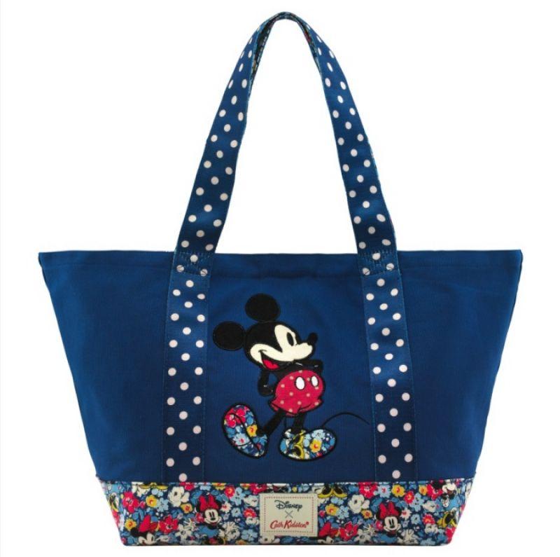 Cath Kidston Mickey & Minnie聯名系列 - 手提包NT$2,680